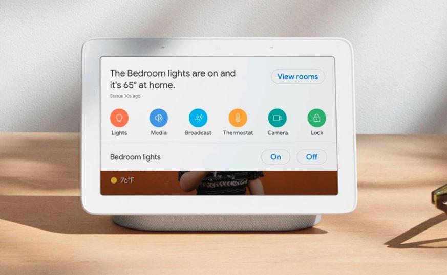 Google Home Hub Preis Release Technische Daten Bilder Und Video