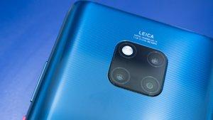 Mate 20 vorgestellt: Das günstigere (und bessere?) Huawei-Handy