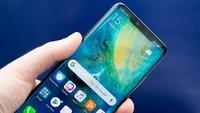 Huawei Mate 20 Pro mit Vertrag: Günstige Angebote von Telekom, Vodafone und o2