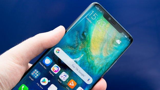 Huawei Mate 20 Pro: Alle Details zum spektakulärsten Android-Smartphone im Hands-On-Video