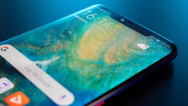 Huawei P30 Pro: Keine Kompromisse mehr beim OLED-Display