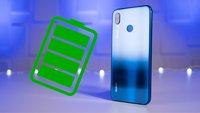 High-Speed-Batterie von Huawei: Die Akku-Revolution fürs Smartphone?