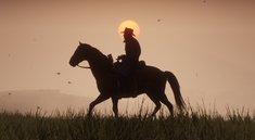 Möglicher Bug in Red Dead Redemption 2: Auf einer Straße geht dein Pferd plötzlich in Flammen auf