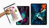 iPad Pro (10,5 Zoll, 11 Zoll, 12,9 Zoll) und iPad 9,7 Zoll – die Unterschiede