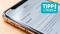 Passwörter auf iPhone und iPad anzeigen lassen, so gehts