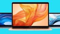 Zum Dahinschmelzen: MacBook Air (2018) zeigt der Konkurrenz, wie es wirklich geht