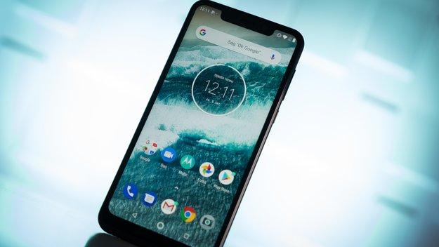 Motorola One im Test: Pure Mittelklasse mit Unschärfen