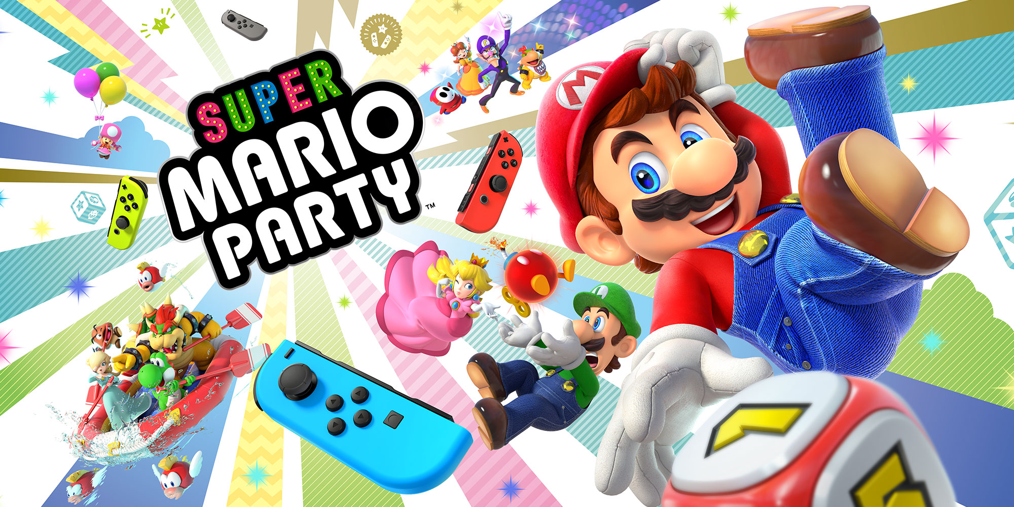 Super Mario Party für Nintendo Switch