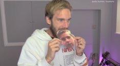 """YouTube: PewDiePie isst das """"Gesicht"""" eines 15-Jährigen"""