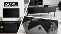 Für PlayStation-Liebhaber: Es gibt offizielle Möbel für dein Wohnzimmer