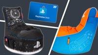 Für wahre PlayStation-Fans: Offizielle Sitzsäcke ab sofort vorbestellbar