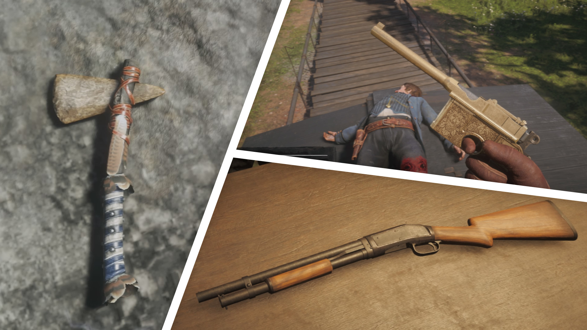 Red Dead Redemption 2 Watsons Blockhutte Karte.Red Dead Redemption 2 Alle 60 Waffen Fundorte Bilder Und