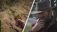Red Dead Redemption 2: Zerrissene Schatzkarte - so findet ihr Otis Millers Schatz