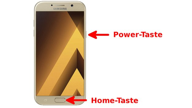 Samsung Galaxy A3: Screenshot erstellen – so geht's