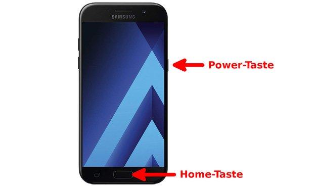 Samsung Galaxy A5: Screenshot erstellen – so geht's