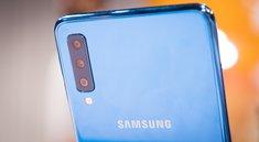 Samsung Galaxy A7 (2018): Screenshot erstellen – so geht's