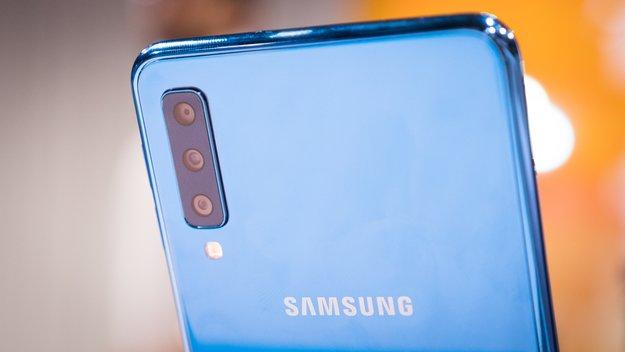 Samsung Galaxy S10: Eigenschaften der Triple-Kamera enthüllt
