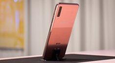 Samsung Galaxy A7 (2018): Bedienungsanleitung als PDF-Download (Deutsch)
