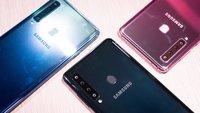 Samsung Galaxy A9 (2018): SIM-Karte – welche Größe braucht man?