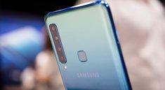 Samsung Galaxy A9 (2018): Bedienungsanleitung als PDF-Download (Deutsch)