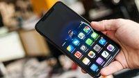 iPhone XS Max & XR: Einhandmodus aktivieren und nutzen – so geht's