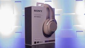 Sony WH-1000XM3 im Preisverfall: Noise-Cancelling-Kopfhörer für kurze Zeit mit gratis Bluetooth-Lautsprecher
