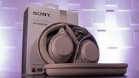 Sony WH-1000XM3 Bedienungsanleitung: Online und als PDF-Download (Deutsch)