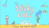 Sticky Cats ist super simpel – und macht deshalb unfassbar viel Spaß