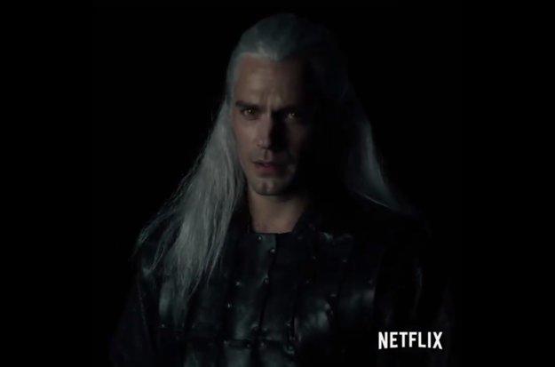 Die The Witcher Netflix-Serie erscheint noch dieses Jahr