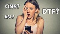 19 geheime Tinder-Codes, von denen du nicht wusstest, was sie bedeuten
