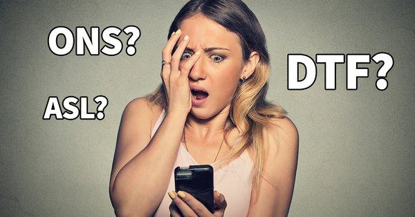 Internet-Dating geheimen