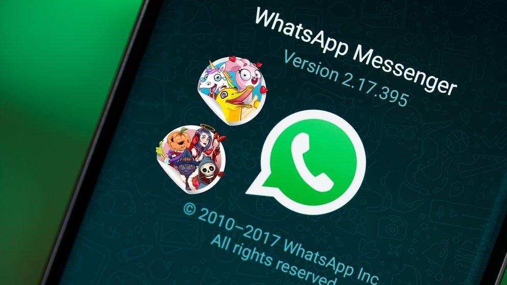 Kostenlose WhatsApp-Sticker zum Download – von der Konkurrenz