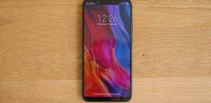 Xiaomi Mi 8: Das Design im Überblick