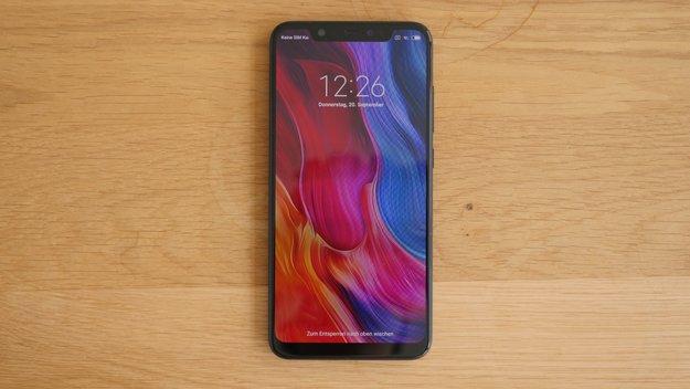 Xiaomi Mi 8 im Test: Ideenloser Klon oder gelungene Kopie?