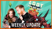 Weekly Update (Stadl Edition): Diablo Immortal, Loot für die Welt & neues Sims 4-Feature