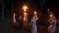 Red Dead Redemption 2: Ku-Klux-Klan ist im Spiel, aber erledigt sich von selbst (wortwörtlich)