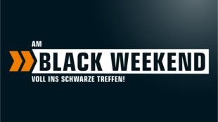 Saturn Black Weekend: Vier Tage lang Mega-Rabatte auf Tech-Gadgets