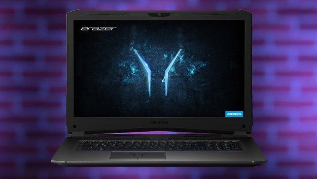 Ab heute bei Aldi: Gaming-Notebook Medion Erazer X7859 für 1.299 Euro – lohnt sich der Kauf?