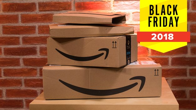 Amazon Warehouse Deals: 20 Prozent Rabatt am Black Friday und Cyber Monday