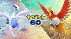 Pokémon GO: Lugia und Ho-Oh kehren als Raid-Bosse zurück