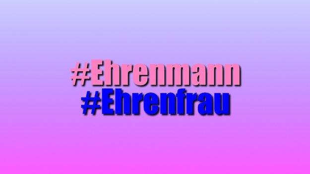 Ehrenmann / Ehrenfrau: Bedeutung auf Twitter, Youtube & Co. (Jugendwort 2018)