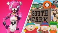 Fortnite erobert South Park an Halloween