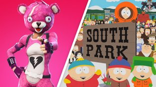 Fortnite erobert South Park an Halloween
