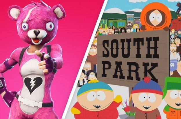 Fortnite Erobert South Park An Halloween Giga