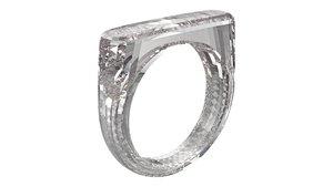 Einzigartiger Diamantring: Die umwerfende Kreation des Apple-Chefdesigners