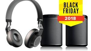 Black Friday 2018: Kopfhörer und Lautsprecher – die besten Audio-Angebote im Preis-Check