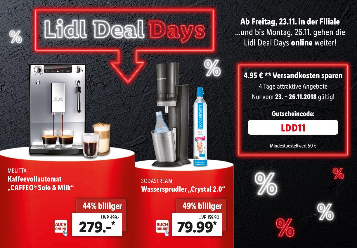 Black Friday 2018 Bei Lidl Mit Diesen Angeboten Mischt Der