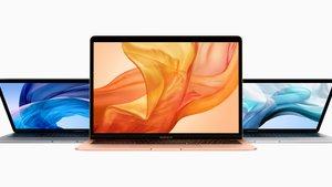 MacBook Air (2018): Technische Daten, Preise, Verfügbarkeit