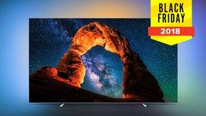 Black Friday 2018: Die besten Fernseher-Angebote im Preis-Check