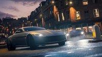 Lizenz zum Rasen: Alles über die Bond-Autos in Forza Horizon 4